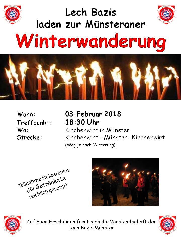 Lech Bazis Münster - Veranstaltungen